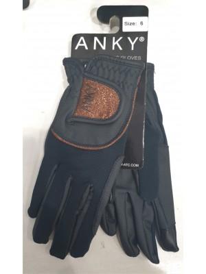 ANKY, Rękawiczki TECHNICAL GLOVES, NAVY