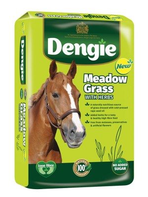 DENGIE, Meadow Grass with Herbs, 15kg 24h