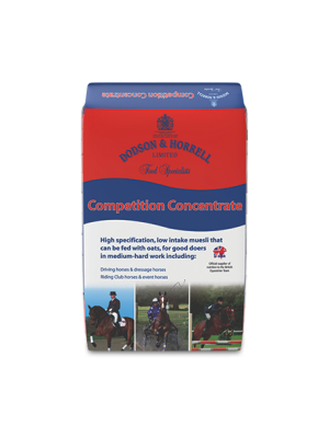 DODSON & HORRELL, Koncentrat COMPETITION CONCENTRATE, 20 kg