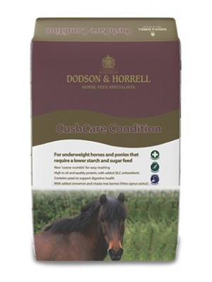 DODSON & HORRELL, Musli CUSH CARE CONDITION, 18 kg