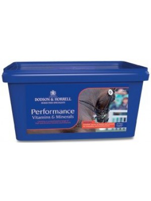 DODSON & HORRELL, PERFORMANCE VITAMINS & MINERALS, 3,5 kg