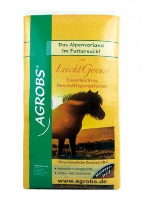 AGROBS, Kwiatowa sieczka dla koni z nadwagą FLOWER GRASS, 15 kg