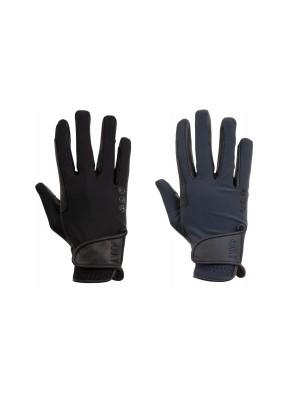 ANKY, Rękawiczki skóra/lycra