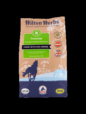 HILTON HERBS, Suplement na oddychanie FREEWAY, 1 kg