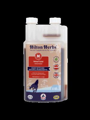 Hilton Herbs Releaf Gold -ulga i wsparcie mobilności 1l