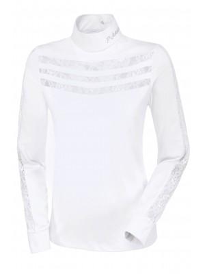 PIKEUR, Koszula konkursowa ADELINA, lato 2019, WHITE