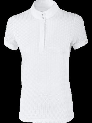 PIKEUR, Koszulka konkursowa NADJA, WHITE 24h