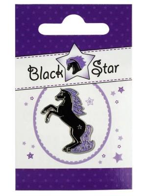 HAPPY ROSS, Przypinka BLACK STAR