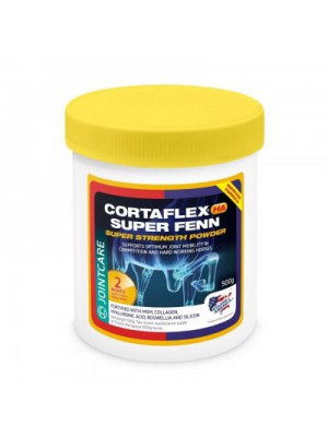 CORTAFLEX, SUPER FENN POWDER, 500g, zapas na 2 m-ce 24h