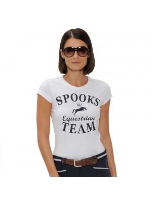 SPOOKS, Koszulka TEAM, WHITE