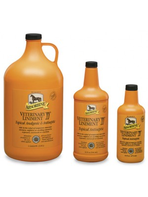 ABSORBINE, VETERINARY LINIMENT, 946ml 24h