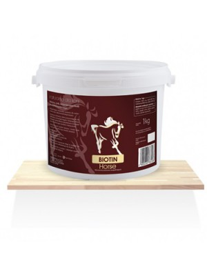 OVER HORSE Biotin HORSE 1kg - na 100dni! 24h