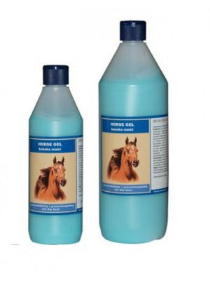 ECLIPSE BLUE, Końska maść HORSE GEL  24h