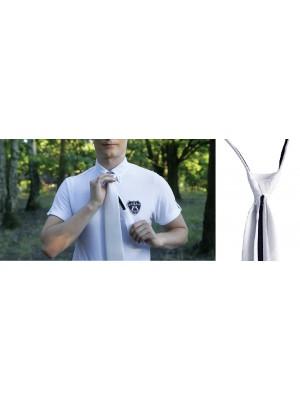 Fair Play Krawat AS dla jeźdźca biały