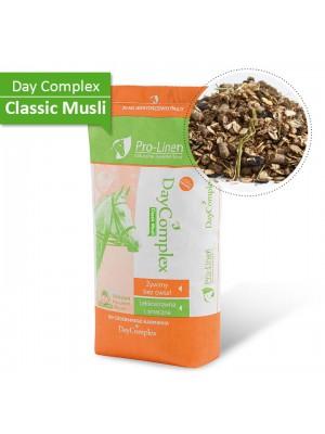 PRO-LINEN, Pasza DAY COMPLEX CLASSIC MUSLI, 20kg 24h