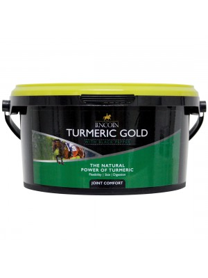LINCOLN, Suplement TURMERIC GOLD
