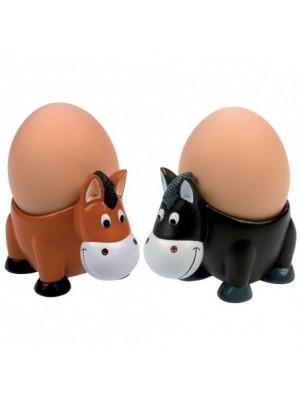 HAPPY ROSS, Podstawki pod jajka w kształcie koni 2 sztuki