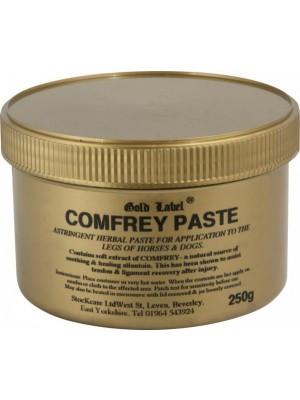 GOLD LABEL, Maść lecznicza COMFREY PASTE 250 ml