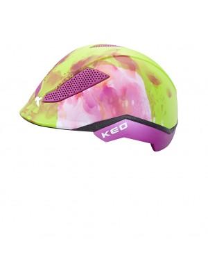 KED, Kask PINA pistacjowo-różowy
