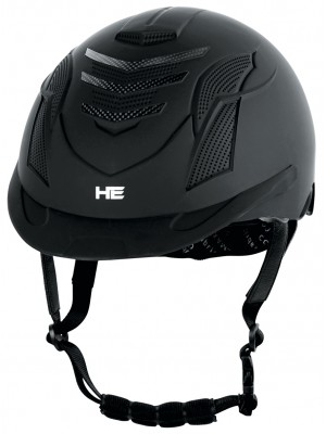 HE HORSENJOY, Kask GLAMOUR CARBON 24h
