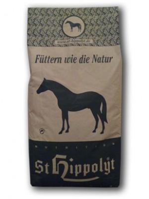 St HIPPOLYT, Hippovet Polen Activ Krauter Musli 20 kg 24h