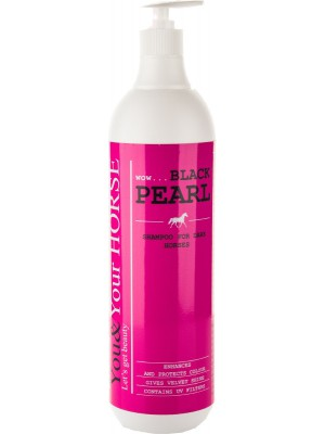 Y&YH: szampon do ciemnej sierści 1000ml 24h