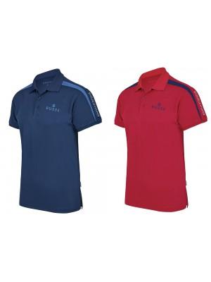 BUSSE, Męska koszulka polo HARPER TECH