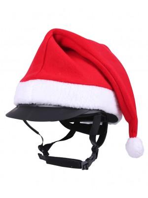 QHP, Czapka mikołajkowa na kask CHRISTMAS