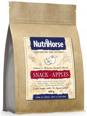 NUTRI HORSE, Smakołyki naturalne  24h
