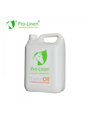 PRO-LINEN, EVENTOIL – Olej sojowy dla koni