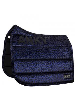 ANKY, Pad LEOPARD PRINT, BLUE