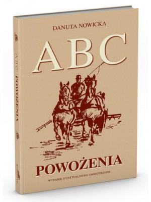 PARKUR PYZDRY, Książka ABC POWOŻENIA Danuta Nowicka 24h