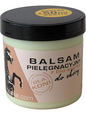 HIPPIKA, Balsam pielęgnacyjny do skóry z bio-siarką