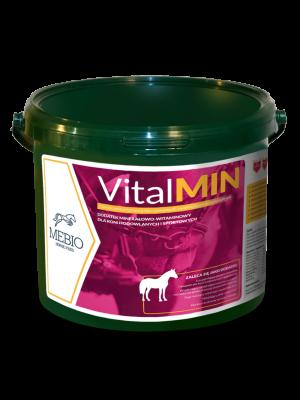 MEBIO, Witaminy i minerały dla koni hodowlanych i sportowych VitalMIN 3 kg