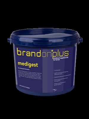 BRANDON, Oczyszczanie organizmu MEDIGEST 3kg