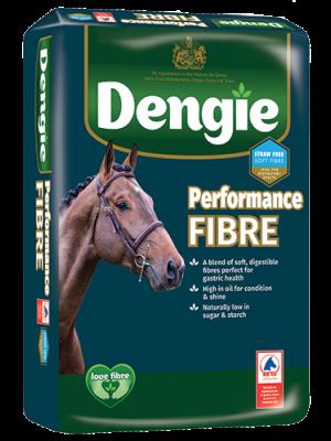 DENGIE, Sieczka PERFORMANCE FIBRE, 20kg