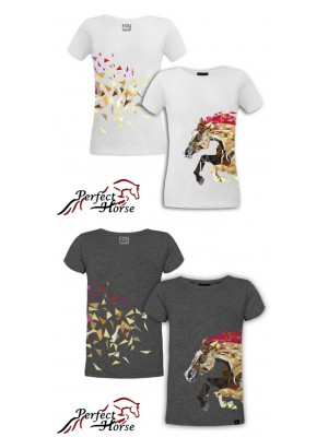 PERFRCT HORSE, T-shirt damski HORSEPROFI