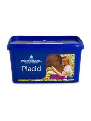 DODSON & HORRELL, Suplement na uspokojenie PLACID, 1 kg