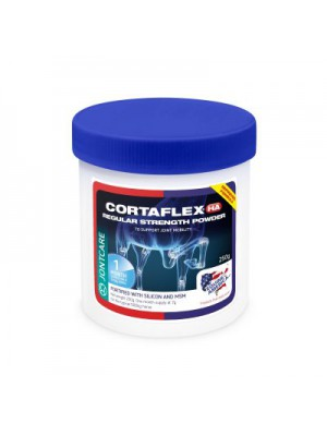 CORTAFLEX HA Regular Strength Powder 250g (zapas na 1 m-c) 24h