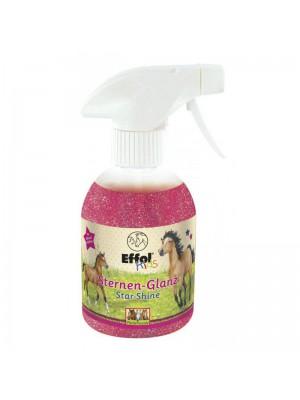 EFFOL, Długotrwały spray z brokatem dla koni