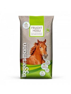 EGGERSMANN, Bezowsowe musli dla koni wybrednych FRUCHT MUSLI, 20 kg 24h