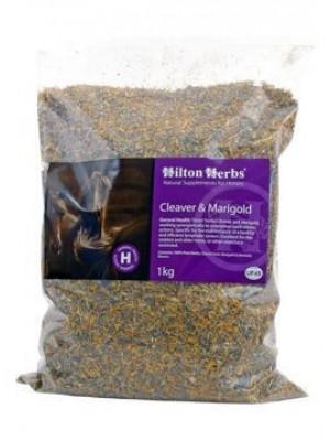 HILTON HERBS, Suplement na poprawę krążenia limfatycznego CLEAVER & MARIGOLD 1 kg