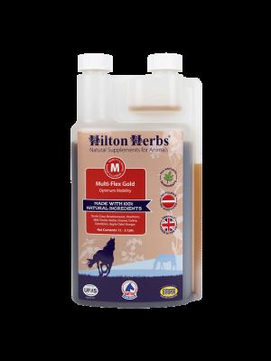 HILTON HERBS, Ochrona stawów Multiflex Gold 1l