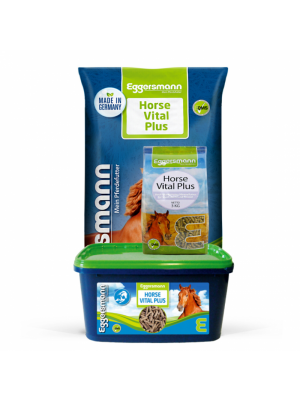 EGGERSMAN, Horse Vital Plus 25 kg 24h