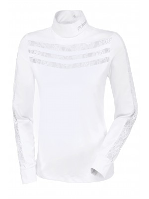 PIKEUR, Koszula konkursowa ADELINA, lato 2019, WHITE 24h