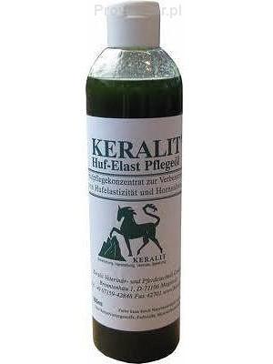 KERALIT, Olej do pielęgnacji kopyt HUF-ELAST PFLEGEOL 300 ml 24h
