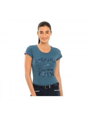 SPOOKS, Koszulka MATILDA, LEGION BLUE