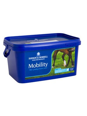 DODSON & HORRELL, Suplement na stawy MOBILITY, 1 kg