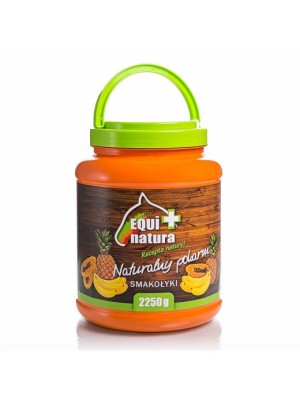 EQUINATURA, Smakołyki naturalne, 2250 g 24h