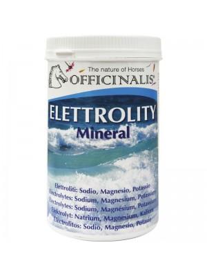 OFFICINALIS, Elektrolity